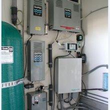 سیستم گندزدایی و ضدعفونی آب و فاضلاب با استفاده از تزریق گاز ازن
